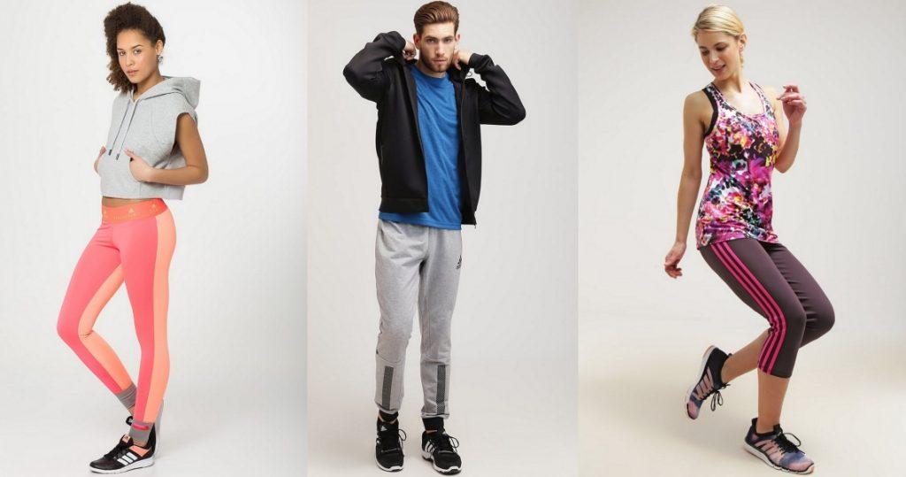 adidas performance odzież