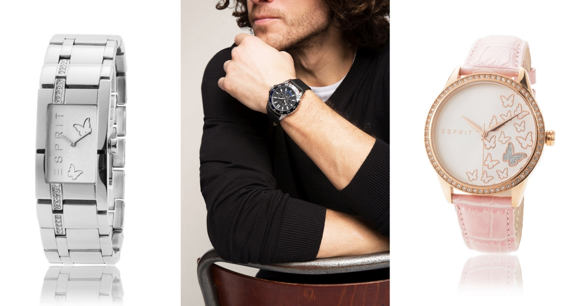 Esprit zegarki