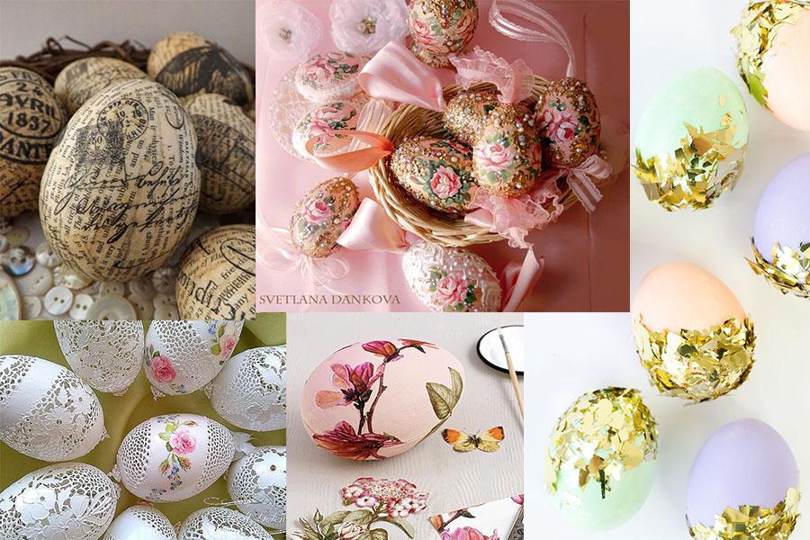 Pisanki decoupage galeria (fot. diyprojects.com, goodhousekeeping.com, notapaperhouse.com, etsy.com, s-media-cache-ak0.pinimg.com)