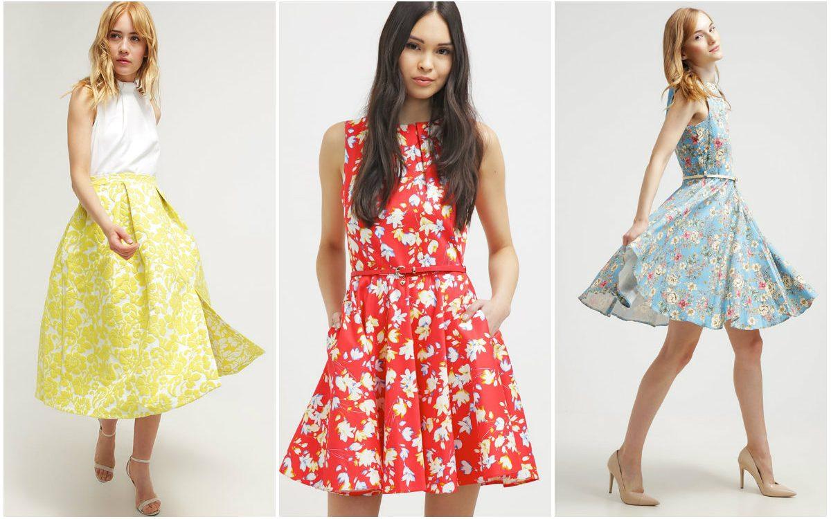 sukienki closet
