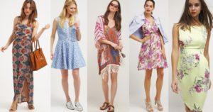 Sukienki na lato 2016