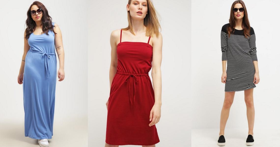 zalando essentials sukienki