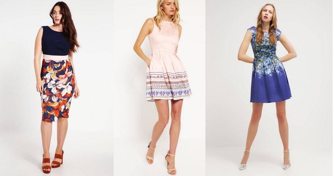 closet sukienki