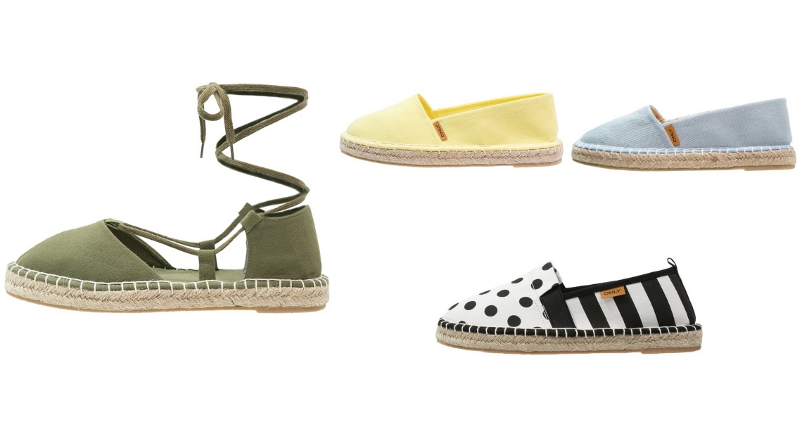 only shoes espadryle