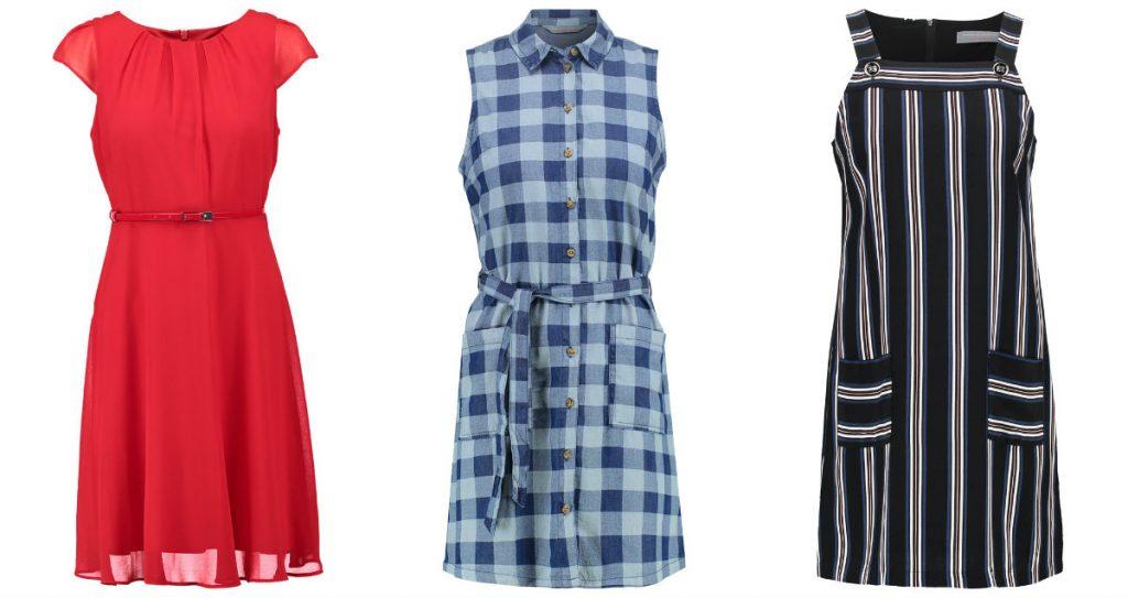 Dorothy Perkins Petite - sukienki dla niskich kobiet (fot. zalando.pl)