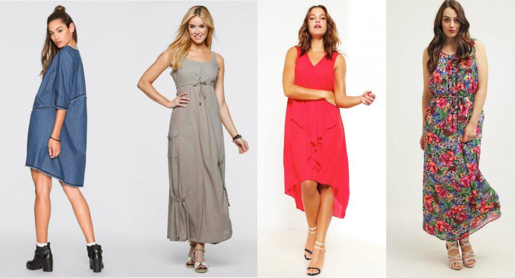 3c4cd94a92 Sukienki letnie  najmodniejsze modele z sieciówek i internetu ...