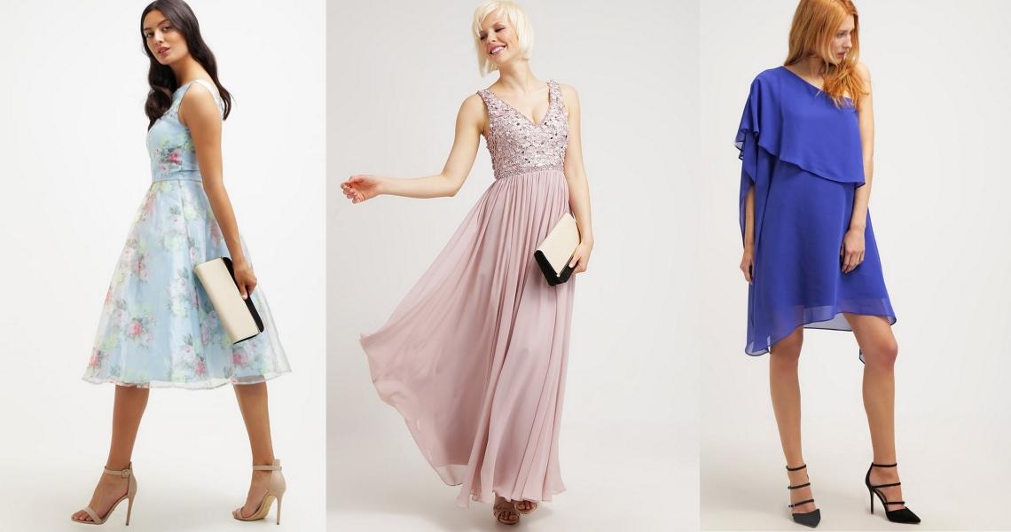 sukienki na lato na wesele kolory