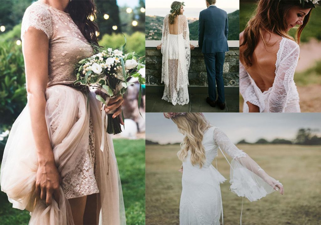 Nietypowe suknie ślubne Grace Love Lace