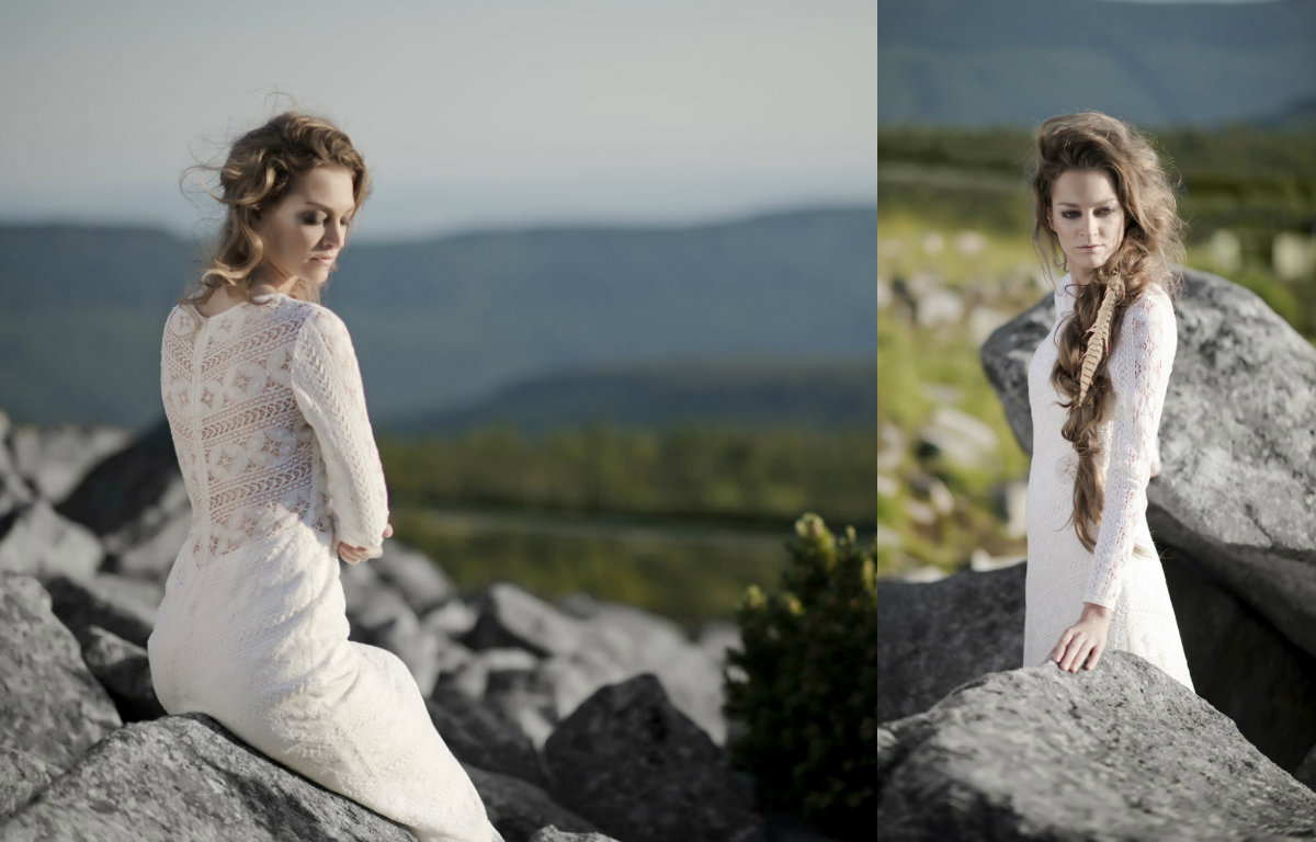 Suknia Nahele (fot. Suknie ślubne Anna Kara)