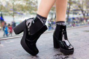 buty sztyblety damskie