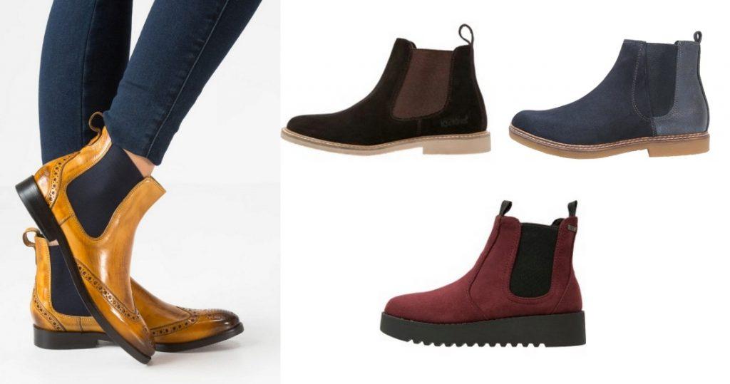 buty sztyblety damskie przegląd