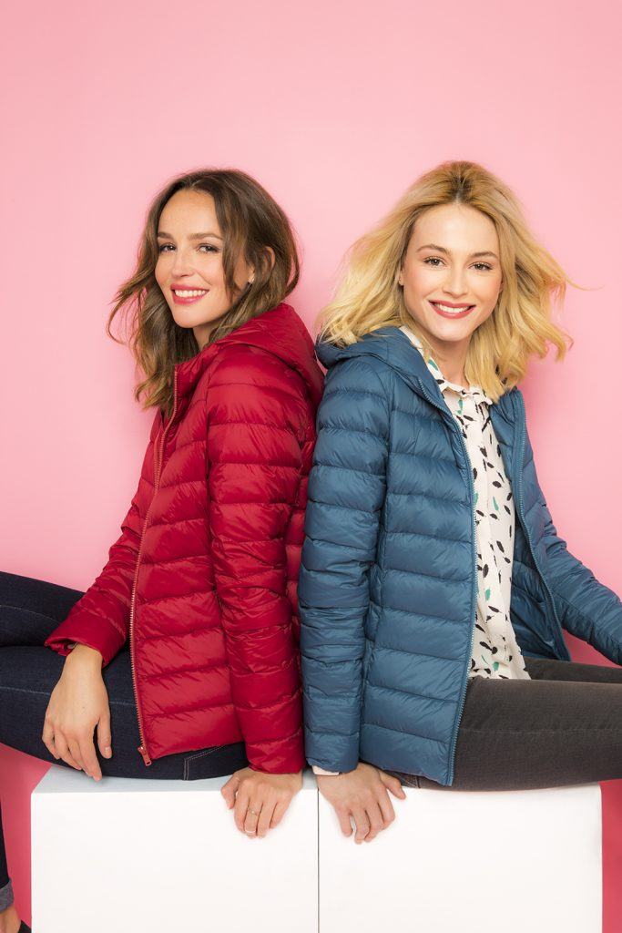 W nowej kolekcji Camaieu znajdziesz kurtki damskie duże rozmiary /fot. Camaieu