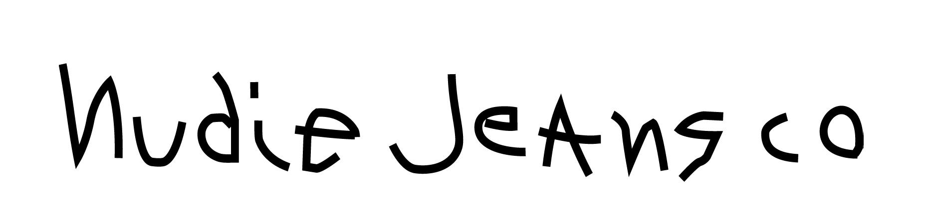 Nudie Jeans - logo