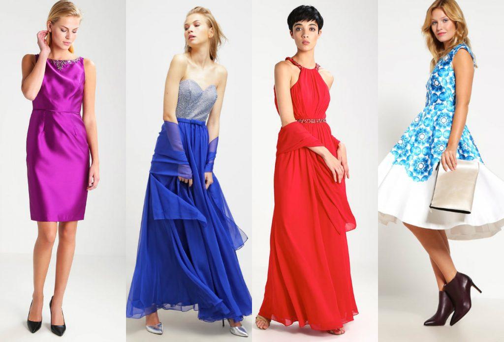 Najładniejsze sukienki dla świadkowej (fot. zalando.pl_