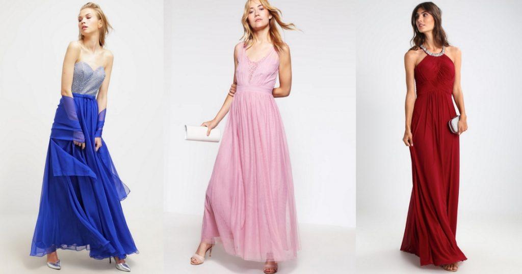 sukienki studniówkowe długie