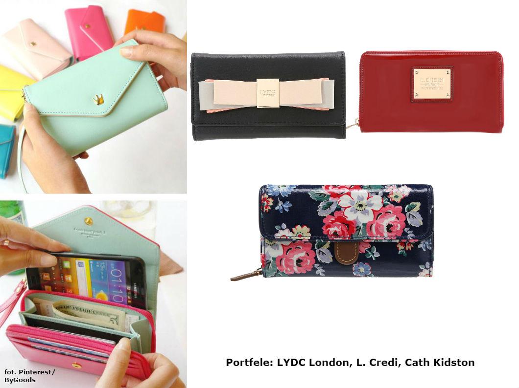 dzień kobiet portfel