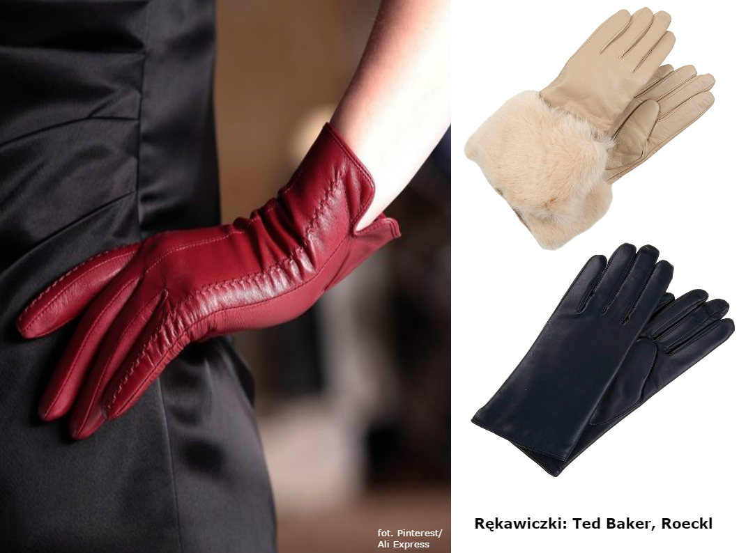 dzień kobiet rękawiczki