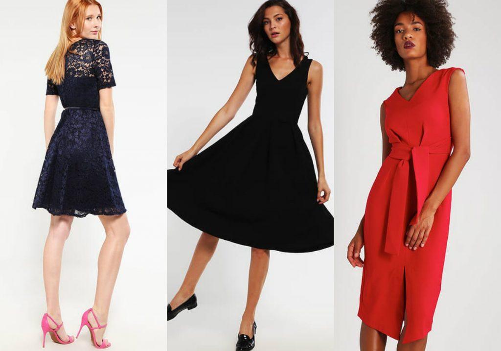 Kiedy zaczynają się letnie wyprzedaże - sukienki w okazyjnych cenach (fot. zalando.pl)