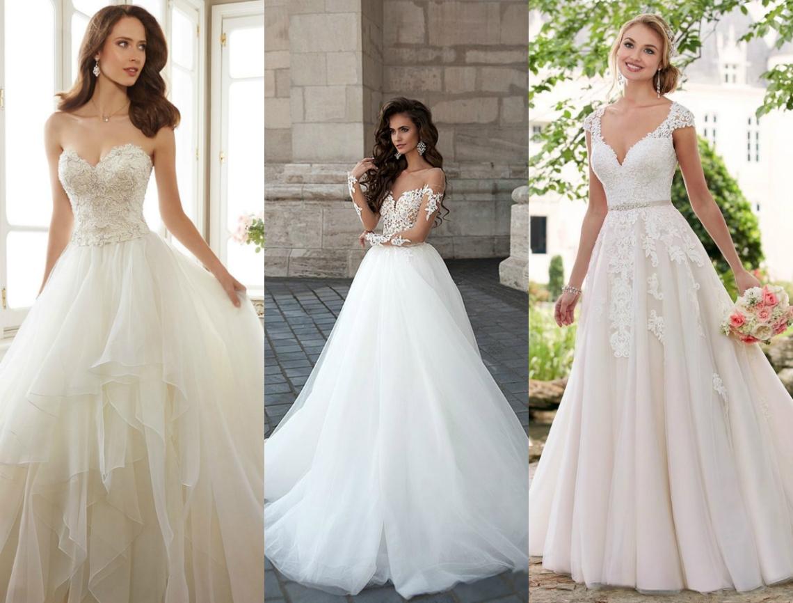 bajkowe suknie ślubne 1