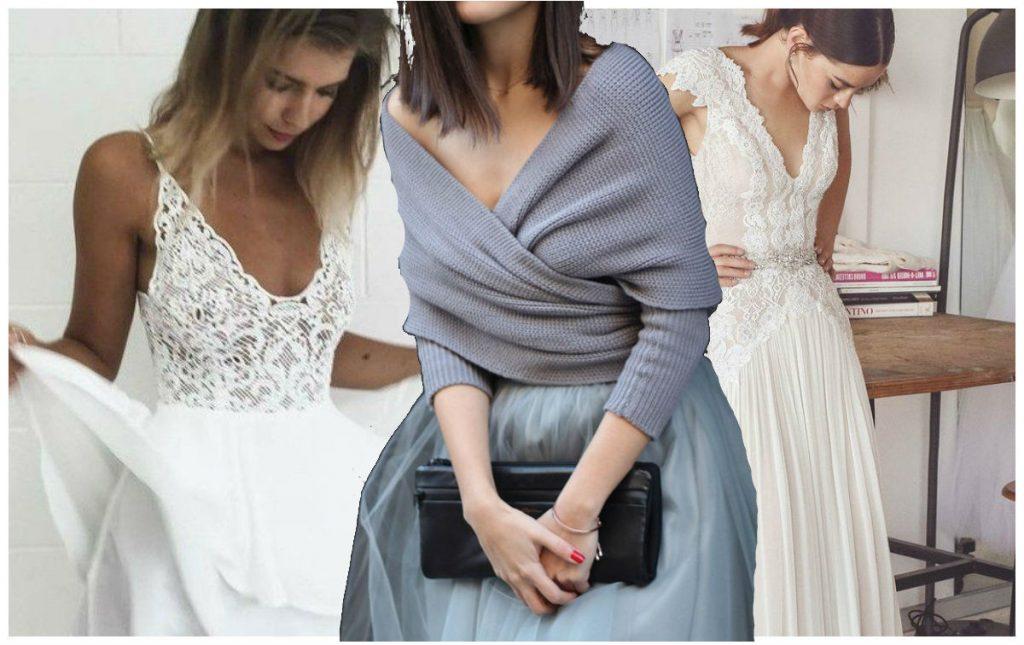 Biała sukienka na wesele? Czy to wypada?