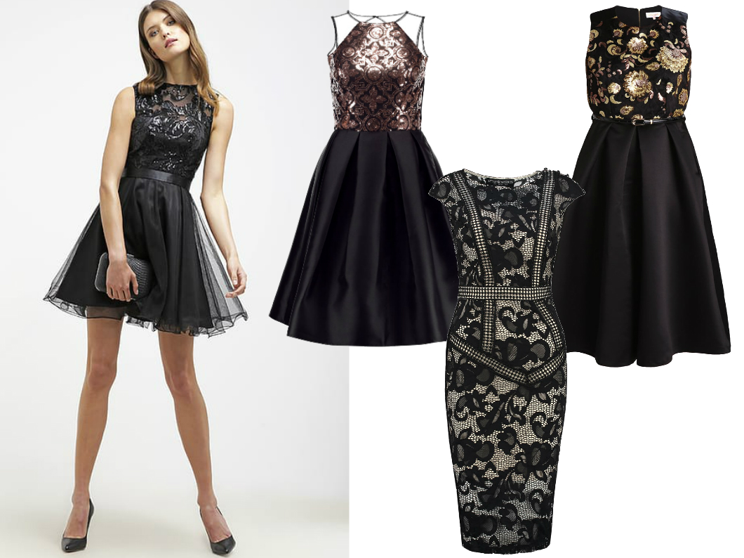 2e189122c3 czarna sukienka na komunię dla mamy