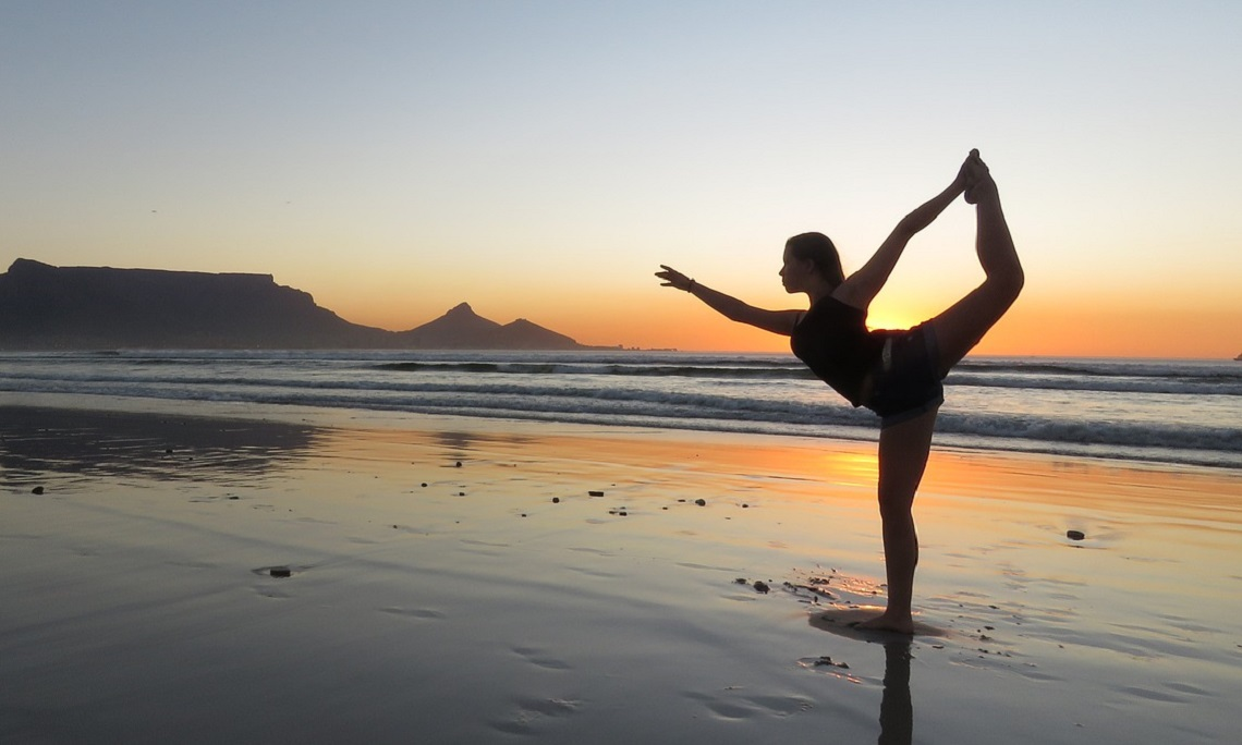 Hot joga (fot. pixabay)