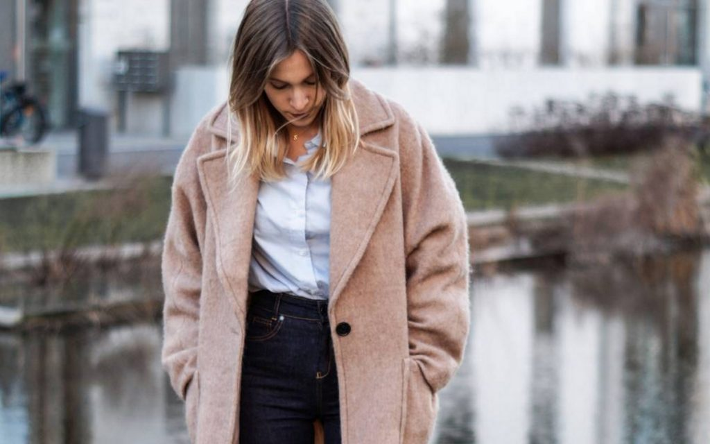 płaszcze oversize