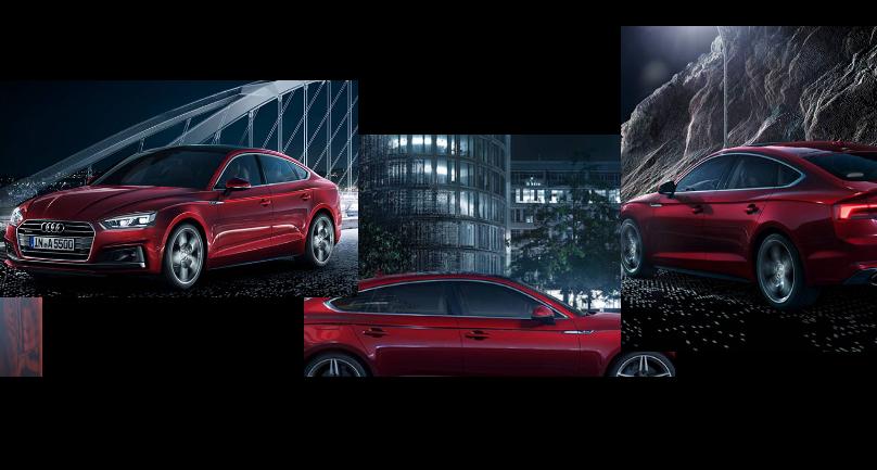 Audi A5: prawdziwe fashionistki zwracają uwagę nie tylko na kolor lakieru!