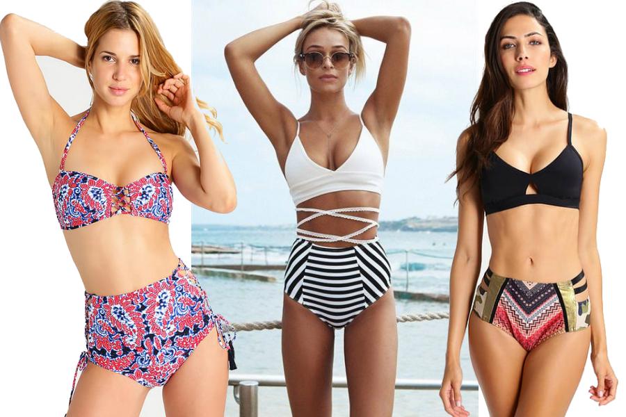 bikini trendy 2017 wysoki stan