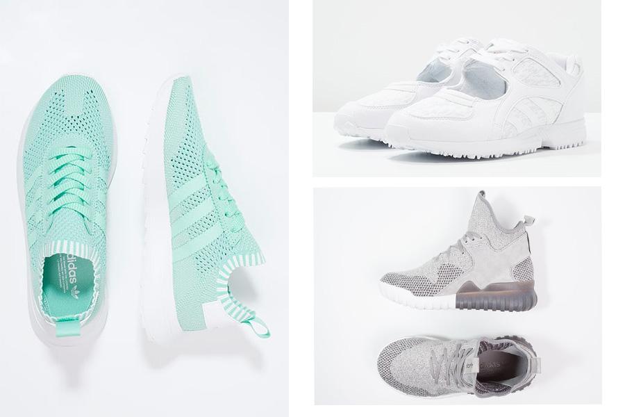 Tanie buty sportowe: wyprzedaż Zalando (fot. zalando)