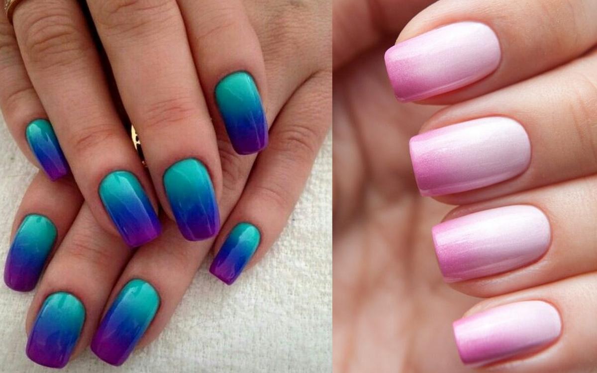 Jak zrobić ombre na paznokciach – to proste!