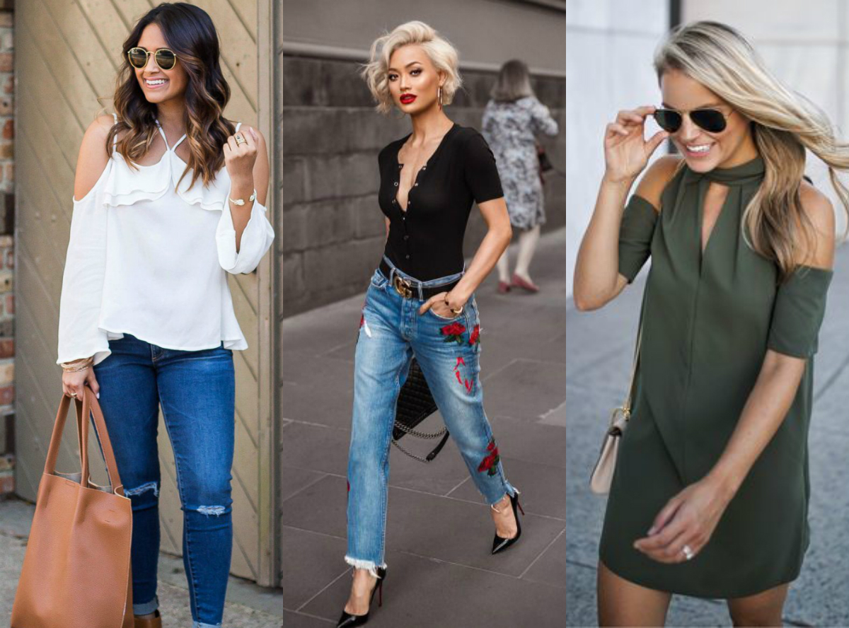 moda wiosna lato 2017 damska