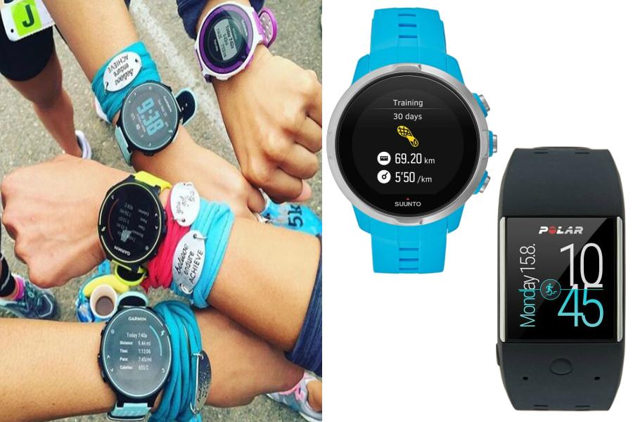 na której ręce nosi się zegarek sportowy