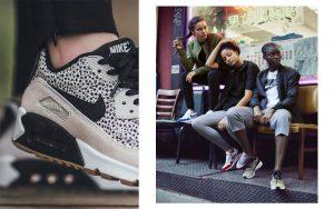 Nike Air Max damskie (fot. pinterest.com/mobile.twitter.com oraz instagram.com/nikewomen)