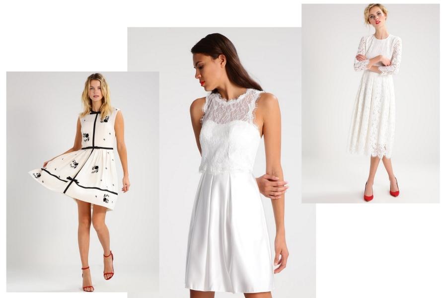 białe sukienki na lato wieczorowe
