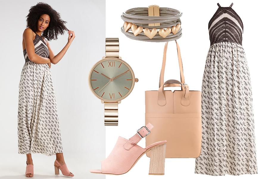 Jak nosić zegarek damski i bransoletkę na jednej ręce? (kolaż redakcja, materiały partnera)