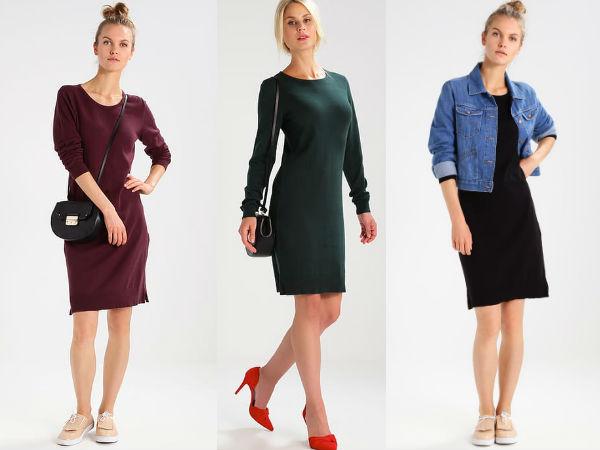 trendy jesień 2017 sukienki