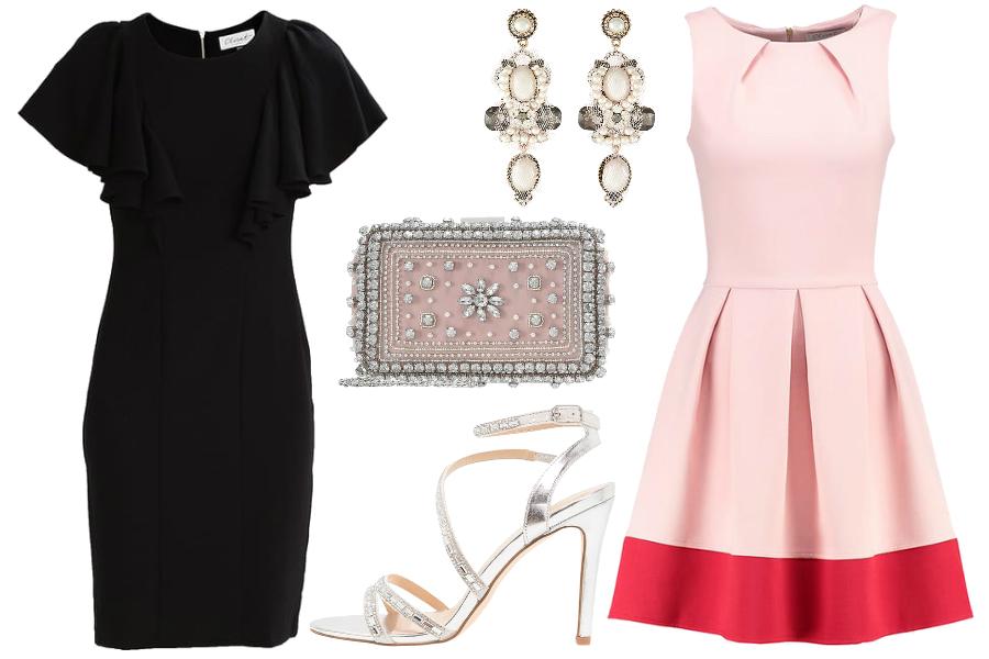 sukienki closet na imprezę