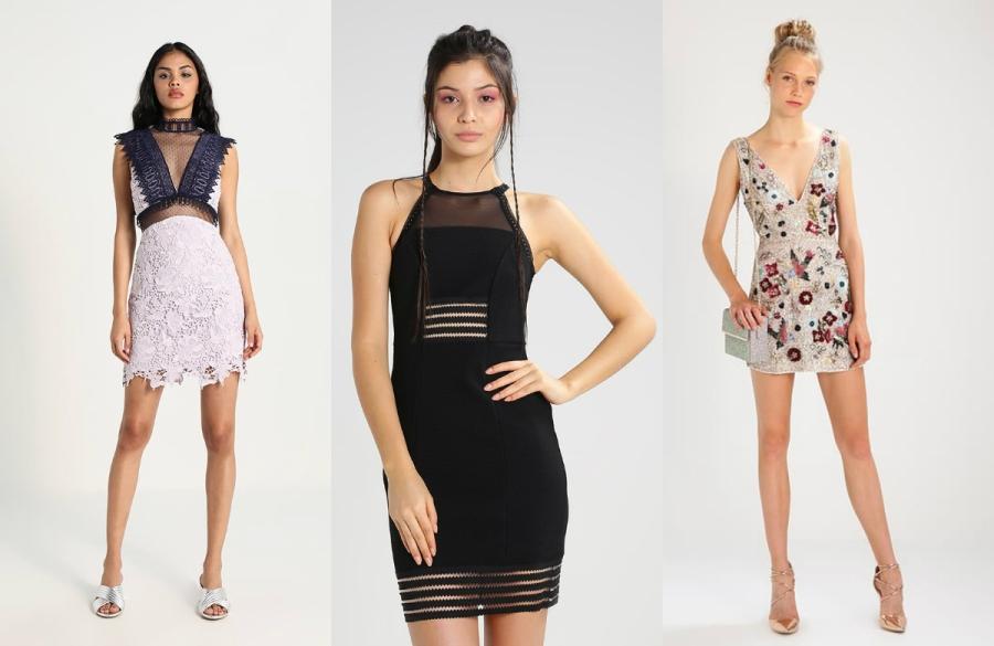 topshop online sukienki koktajlowe