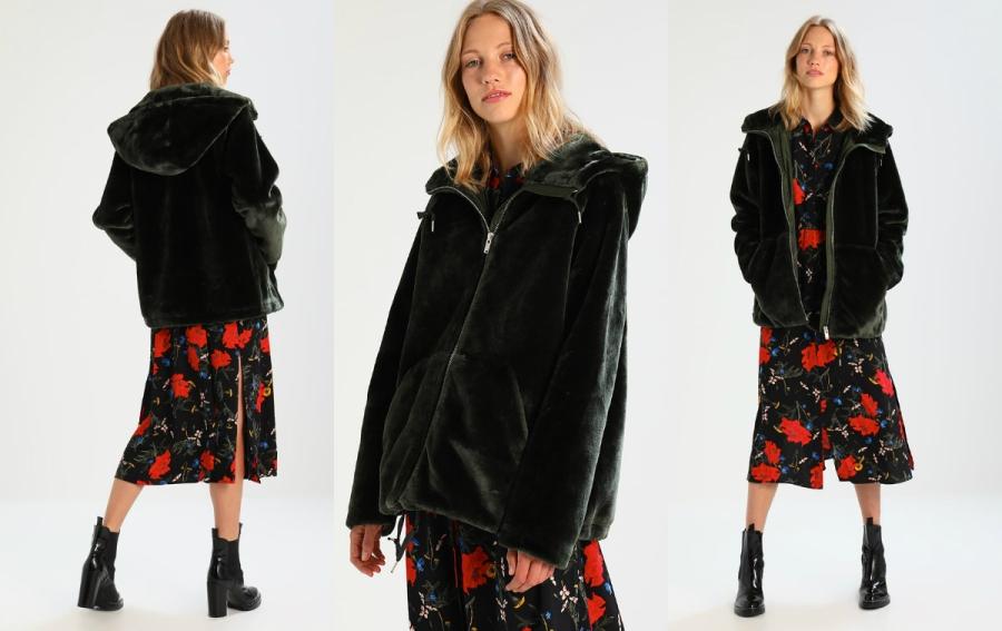 dłuższe kurtki zimowe damskie envii