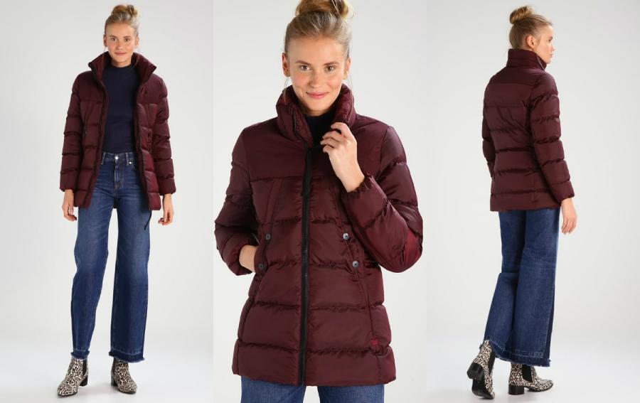 dłuższe kurtki zimowe damskie g-star