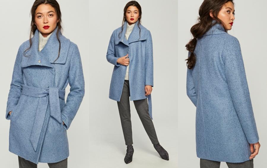 modne płaszcze reserved