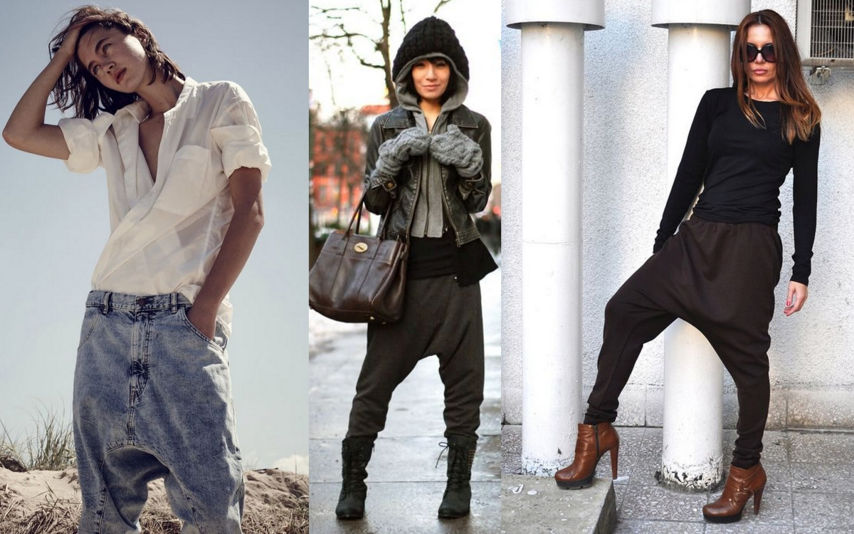 Spodnie baggy – komfort znów w modzie!