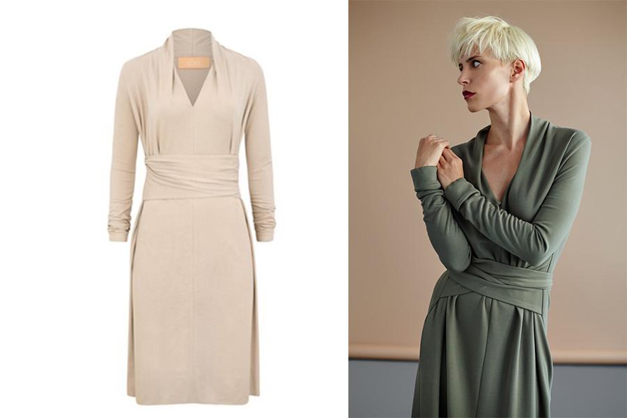 Sukienki polskich projektantów: Lous (fot. showroom.pl)