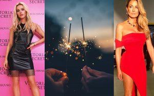 Sukienka na Sylwestra w stylu gwiazd (kolaż redakcja, fot. unsplash, instagram)
