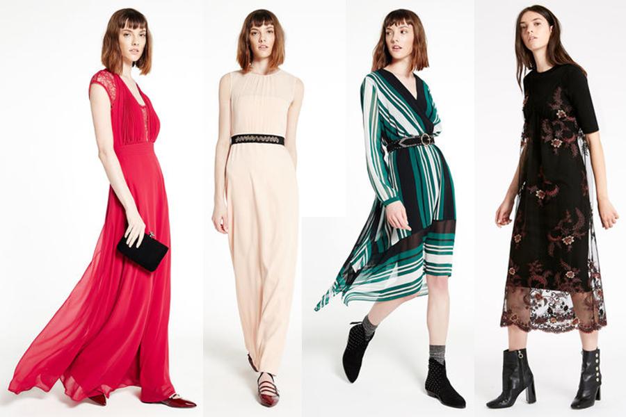 Marella sukienki (kolaż redakcja, fot. marella.com)