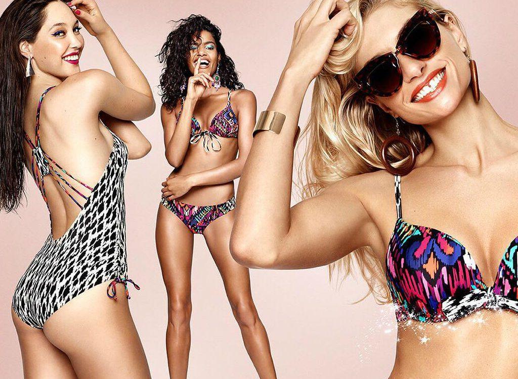 Triumph bikini i stroje kąpielowe – zobacz najładniejsze