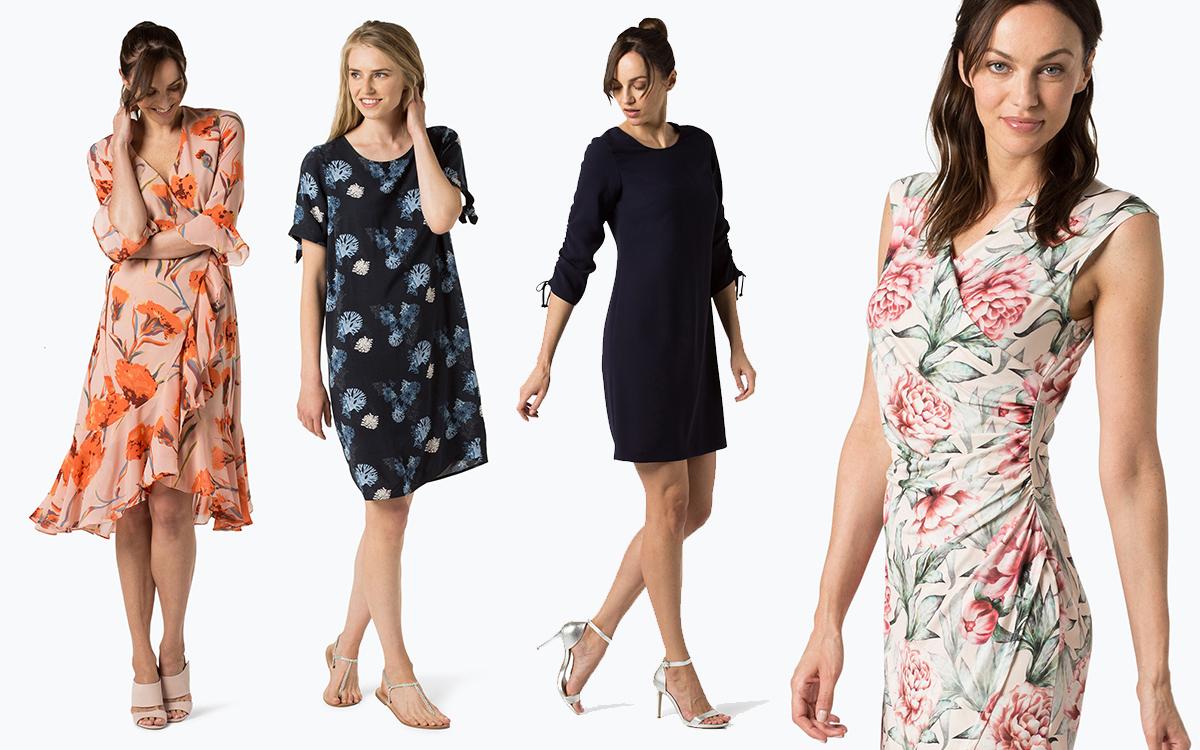 Van Graaf Sukienki z najnowszych kolekcji znanych marek
