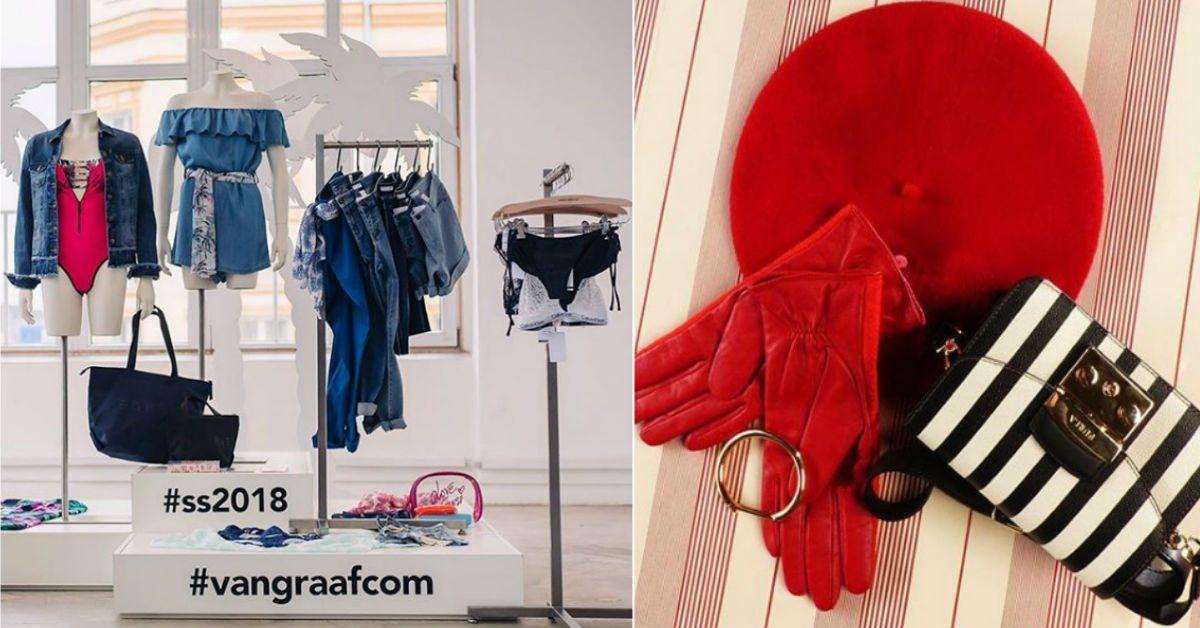 Van Graaf: Wyjątkowa odzież na lato!