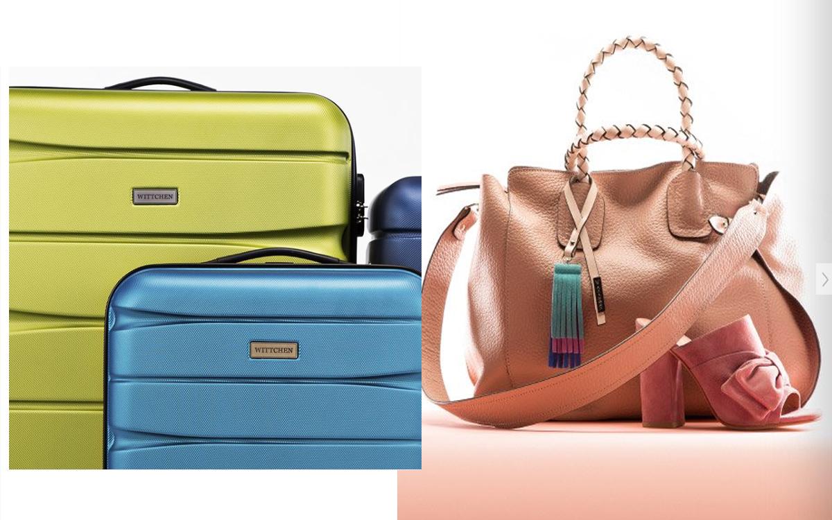 Wittchen walizki i torebki idealne na wakacje